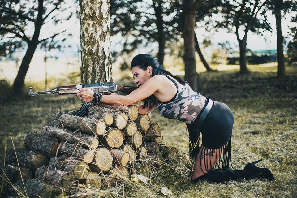 kurzy střílení
