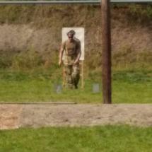 nácvik střelba
