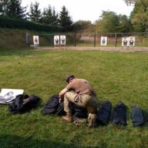 obranná střelba