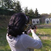 prožitková střelba