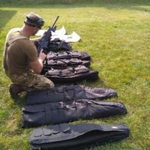 výuka taktické střelby