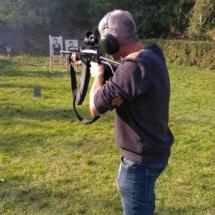 zážitková střelba