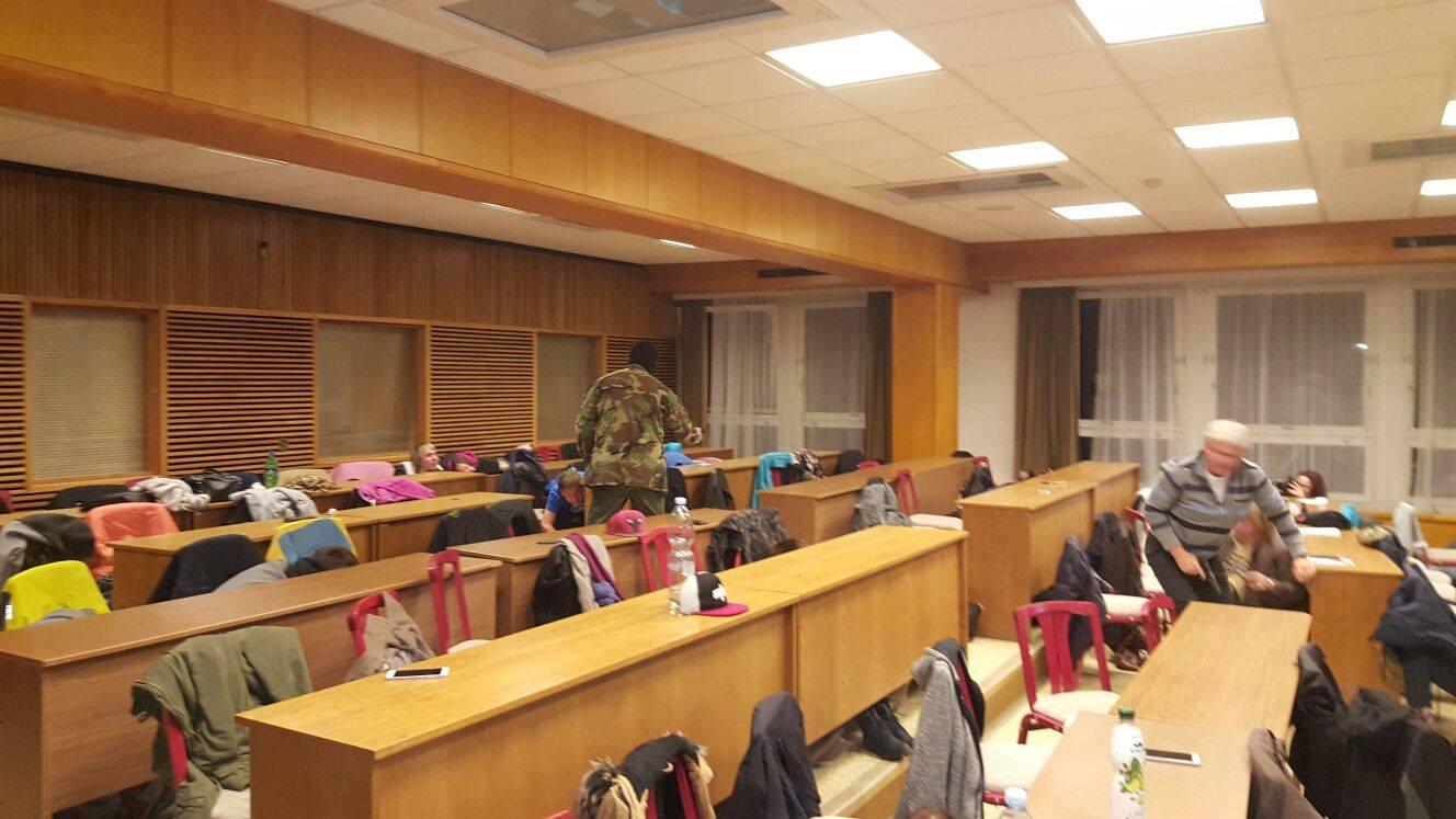 Amok ve třídě