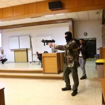 Útok teroristy