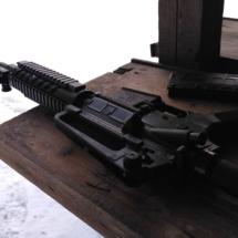 kurz dlouhé zbraně