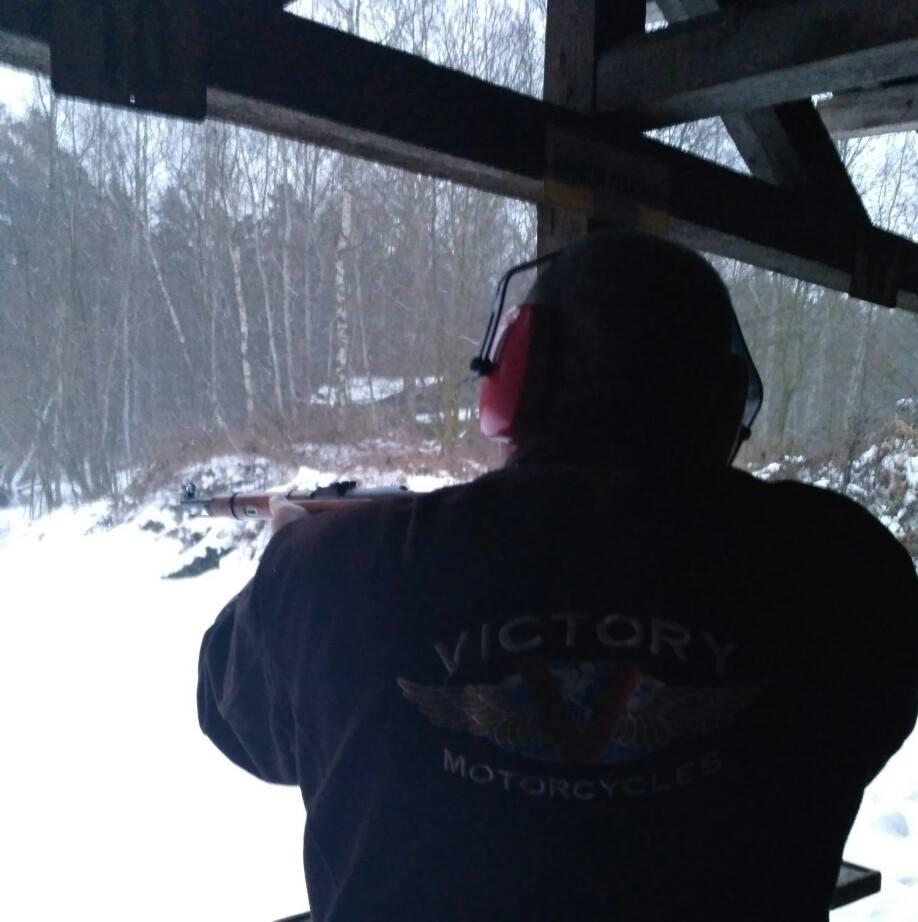výcvik střelba